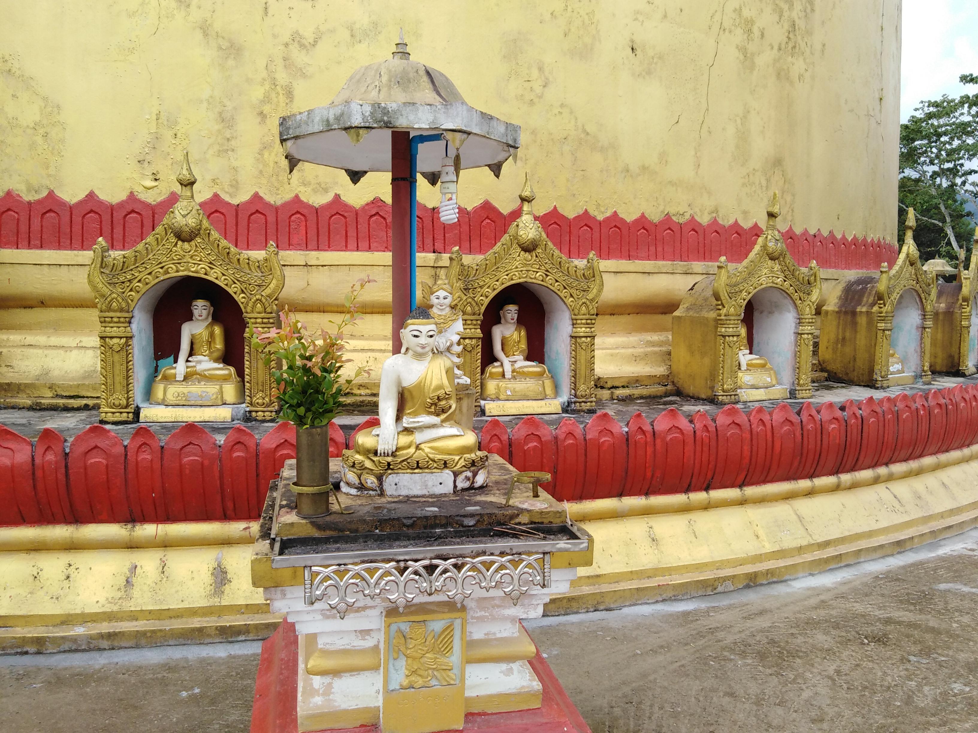 Myit Sone Pagoda